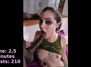 30 mins anal training for sissies