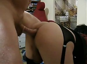 Sissy Emma Sucks and Gets Fucked