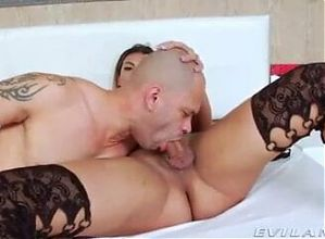 Big booty latina ts has a hot mutual fuck with a guy