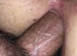 Thick Wife Gets Shard and Bareback Taking Huge Creampie